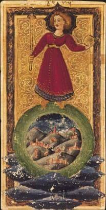 The World tarot card (tarot of Charles VI) Ex Libris, The World Tarot Card, Divine Tarot, Renaissance, Le Tarot, Art Carte, Tarot Major Arcana, Spiritus, Tarot Card Decks