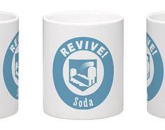 Rapide Revive Soda COD Perk Zombies Mug avantages-a-Cola