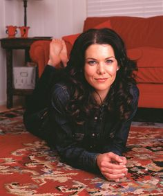 I didn't grow up identifying with beauty. I grew up thinking I could be smart and funny - those are the things I got feedback on. Lauren Graham