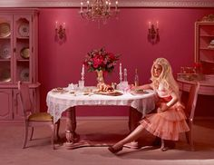 In The Dollhouse by Dina Goldstein