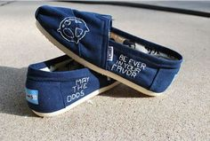 Hunger Games + Toms! Wish I had these... along with the other stuff I've seen on pinterest ;)