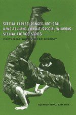 Knife Self-Defense for Combat Book by Michael Echanis by Black Belt Magazine, http://www.amazon.com/dp/B002AC321K/ref=cm_sw_r_pi_dp_DWDdqb0EHNN7F