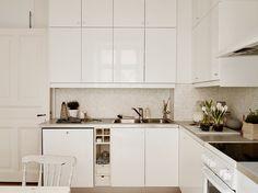 decordemon: Nordhemsgatan 60, A delightful Swedish tiny apartment