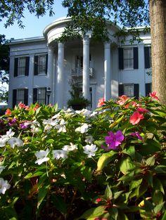 Governor's Mansion, Jackson, Ms