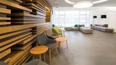 CAMPUS VIVA // new dorm in Heidelberg // generous common areas // lounge // finely tuned materials and colors // feeling good atmosphere