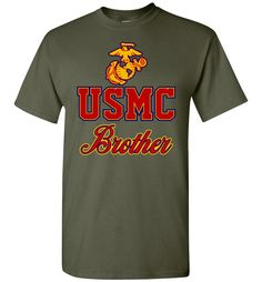 USMC Brother T-Shirt