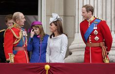 Pictures of Prince Philip With His Grandchildren | POPSUGAR Celebrity