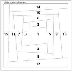 Paper Piecing Patterns Free Printables | ... paper piecing pattern this is a paper pieced variation of a paper