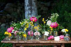 Real Weddings: Debbie & Glenn's California Lodge Wedding