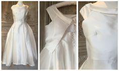 Sassi Holford 'Emma' £1795 #sassiholford #emma #designerweddingdressagency #prelovedweddingdress #bridetobe #weddinginspiration