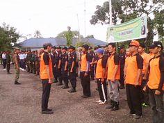 Aksi Tanam Pohon di LANUD Padang