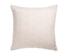 Cojín de algodón Rosas - 45x45 cm