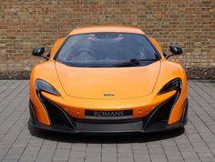 2016 (16) McLaren 675LT | Mayan Spark Metallic