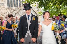 Wedding Photography #Pickwell Manor #confetti #michael wells