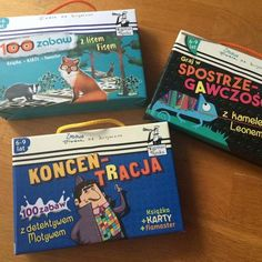 Masa zabawy z Kapitanem Nauką - Blog o książkach dla dzieci Mamaczyta.pl