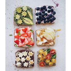 Colorful Snacks  https://www.instagram.com/p/BGCH3bIN-Qd/
