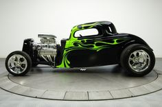 1934 Ford Coupe hot rod