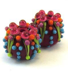 Trampoline Fancy Round Pods - Chestnut Ridge Designs/Laura Critchfield - $18.00