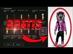 ACCESORIOS GRATIS PARA TU AVATAR DE XBOX ONE I FUNCIONANDO 2017!!! - YouTube