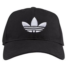 ADIDAS TREFOIL CAP ❤ liked on Polyvore featuring accessories, hats, adidas cap, adidas hats, adidas and caps hats