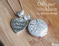 These DIY essential oil diffuser necklaces are perfectly fashionable for wearing out and about and for smelling fabulous while gaining aromatic benefits!