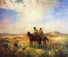 Сергій Васильківський - Сторожа запорозьких вольностей (1890)