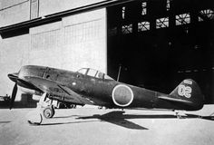 """Nakajima Ki-84 """"102"""" was used as the prototype of the Ki-84 Hei variant armed with Ho-155 30 mm cannons, which never went into afull-scale production. Until the end of the war the Ki-84 was built in the Ko configuration in aaddition to asmall number of Otsu  models."""