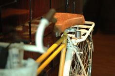 The yellow bicycle @ Long & Short, the Gastrobar