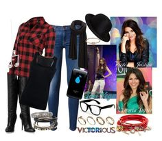 Designer Clothes, Shoes & Bags for Women Sleepover Outfit, Tori Vega, Jade West, Amanda Wakeley, Victoria Justice, Teenager Outfits, Polyvore Fashion, Ann Demeulemeester, Inspired Outfits