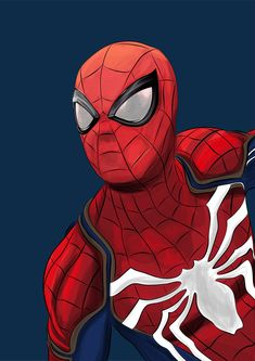 Spiderman Artwork 2018 Mobile Wallpaper (iPhone, Android, Samsung, Pixel, Xiaomi) - Best of Wallpapers for Andriod and ios Avengers Art, Marvel Art, Marvel Heroes, Marvel Comics, All Spiderman, Amazing Spiderman, Man Wallpaper, Marvel Wallpaper, Mobile Wallpaper