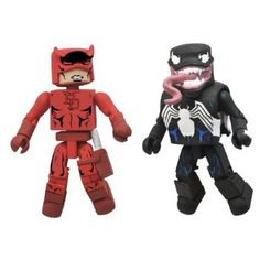 #Christmas Deals for Diamond Select Toys Marvel Minimates Best of Series 2: Daredevil and Venom, 2-Pack for Christmas Gifts Idea Shopping Online . Picking  Christmas Toys intended for kids may seem simple, as soon as picked properly, Christmas Toys can offer an opportunity to get a youngster to understand some thing, but can be an important well...