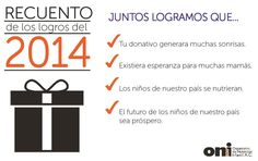 Logros #ONI #2014