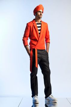 Jean Paul Gaultier   Spring 2013 Menswear Collection   Style.com