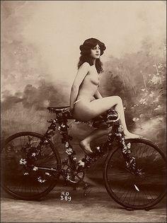 Victorian erotica.