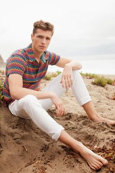 CAMPAIGN Edward Wilding for Mr Turk Summer 2014. www.imageamplified.com, Image Amplified (12)