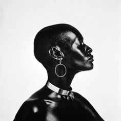 Pat Evans Black, bald and beautiful, Evans shaved her head in the 60s as a protest against the modeling industry's obsession with straight hair. The decision proved fortuitous for Evans, leading to appearances inVogue and Harper's Bazaar and, perhaps most famously, a quartet of album covers by funk outfit, The Ohio Players. In 1974, Evans threw it all away when she published an article in Essence magazine attacking the industry's racism and its discrimination, effectively ending her career.