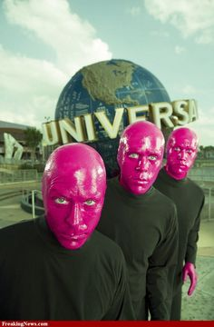 The Pink Men Group