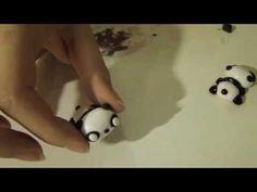 Tuto vidéo pour créer un petit panda