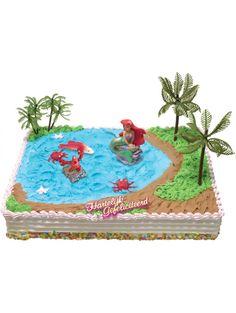 Ariel Cake Walmart Cakes Walmart Sheet Cake Lizzy S
