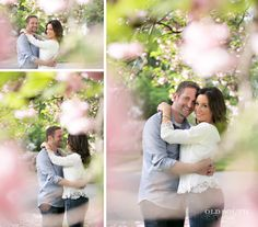 Melissa and Warren's E-session  Uptown Charlotte, NC