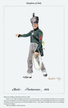 Kingdom Of Naples, Napoleonic Wars, Soldiers, Gallery, Art, Italian Army, Empire, Historia, Italy