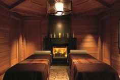 "Enjoy a winter treatment at The Ritz-Carlton, Lake Tahoe this season! Our favorite is the ""The Warm-up"" which features a 50-minute hot stone massage followed by a 150-minute hot stone manicure and pedicure. Perfect for a snowy, winter day!"
