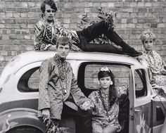 Hippies on the Kings Road in 1966?