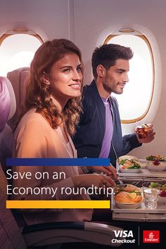 No matter where your dream destination is, booking your Emirates flight with Visa Checkout is the quickest way to get there. Book now and save $1,000 on First Class, $250 on Business Class, and up to $50 on Economy roundtrip flights using Promo Code: USVISAC. Offer valid through 11/24/2016. Must travel between 10/24/16 and 7/24/17. Valid only on U.S.-outbound roundtrip fares. Conditions apply for each fare. Terms and fare rules apply.