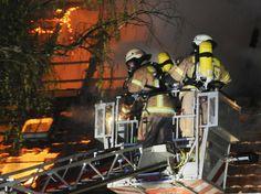 Feuer-Drama Schwarzer Sonntag für die Feuerwehr