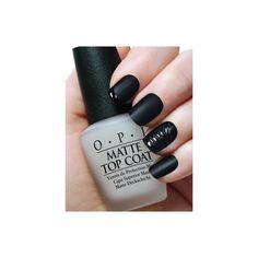 ... Nail Polish › OPI › OPI Nail Polish - Matte Top Coat (NT T35) 15ml