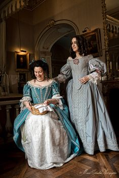 17th Century Clothing, 17th Century Fashion, Historical Costume, Historical Clothing, Baroque Fashion, Vintage Fashion, Mode Baroque, 18th Century Costume, Fantasy Dress