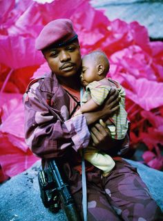"""Photos of Day: """"Infra""""   Richard Mosse"""