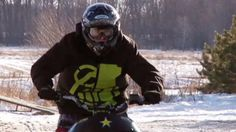 X Games Aspen: Adaptive SnoCross racer Mike Schultz lost a leg but didn't lose his drive - X Games