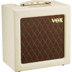 VOX AC4TV 4W 1 X 10 Tube Guitar Combo Amp